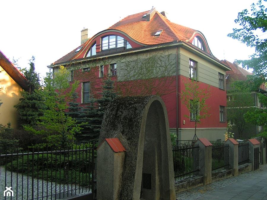 Willa Mieszkalna w Poznaniu - zdjęcie od Architekt Krzysztof Żółtowski - PEGAZ