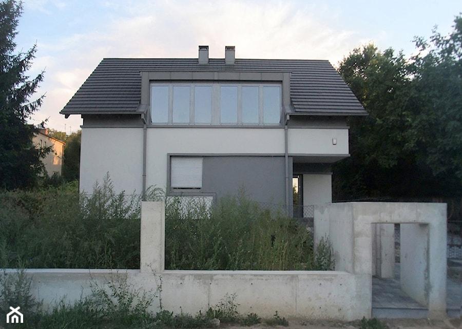 Dom Jednorodzinny w Poznaniu - zdjęcie od Architekt Krzysztof Żółtowski - PEGAZ