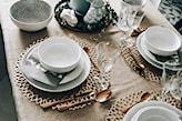 wielkanocna aranżacja kuchni i stołu
