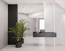 Dom Tychy - Hol / przedpokój, styl nowoczesny - zdjęcie od FOORMA Pracownia Architektury Wnętrz - Homebook