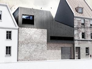 Projekt plomby domu jednorodzinnego Gliwice