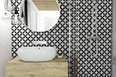 Łazienka - zdjęcie od FOORMA Pracownia Architektury Wnętrz - Homebook