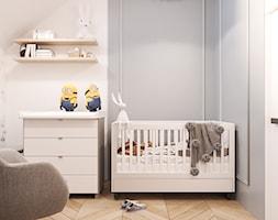 Dom pod Rzeszowem - Pokój dziecka, styl nowoczesny - zdjęcie od FOORMA Pracownia Architektury Wnętrz - Homebook