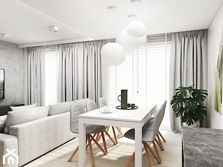 Aranżacje wnętrz - Jadalnia: Mieszkanie Tychy - Jadalnia, styl nowoczesny - FOORMA Pracownia Architektury Wnętrz. Przeglądaj, dodawaj i zapisuj najlepsze zdjęcia, pomysły i inspiracje designerskie. W bazie mamy już prawie milion fotografii!