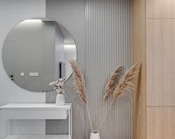 Mieszkanie w Sosnowcu - Hol / przedpokój, styl nowoczesny - zdjęcie od FOORMA Pracownia Architektury Wnętrz - Homebook