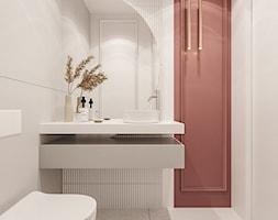 Dom pod Rzeszowem - Łazienka, styl nowoczesny - zdjęcie od FOORMA Pracownia Architektury Wnętrz - Homebook