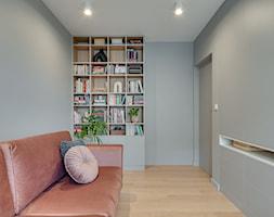 Mieszkanie w Sosnowcu - Biuro, styl nowoczesny - zdjęcie od FOORMA Pracownia Architektury Wnętrz - Homebook