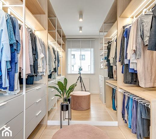 Organizacja szafy – jak zagospodarować szafę z ubraniami?