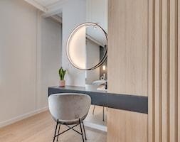 Mieszkanie w Sosnowcu - Sypialnia, styl nowoczesny - zdjęcie od FOORMA Pracownia Architektury Wnętrz - Homebook