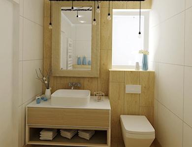 Łazienka styl Nowoczesny - zdjęcie od katadesign