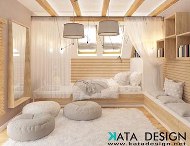 Pokój dziecka styl Nowoczesny - zdjęcie od katadesign