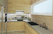 Kuchnia styl Rustykalny - zdjęcie od katadesign