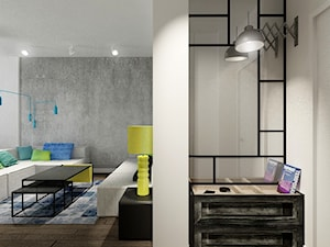 Mieszkanie Minimal-Industrial