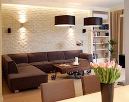 Salon styl Eklektyczny - zdjęcie od Soma Architekci