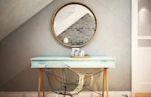 Sypialnia styl Skandynawski - zdjęcie od Mart-Design Architektura Wnętrz