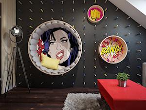 Pokój POP-ART