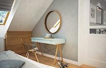 Sypialnia styl Nowoczesny - zdjęcie od Mart-Design Architektura Wnętrz