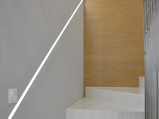 Realizacja wnętrz domu jednorodzinnego w Warszawie