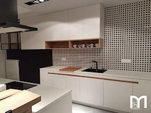 Projekt i realizacja mieszkania w Warszawie