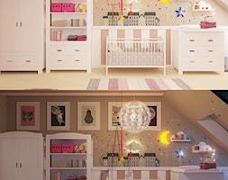 Ach śpij Kochanie... - zdjęcie od Pracownia projektowa: Living by Design - sztuka tworzenia przestrzeni