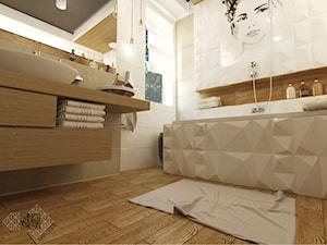 Au Naturel - zdjęcie od Pracownia projektowa: Living by Design - sztuka tworzenia przestrzeni