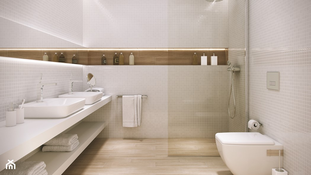 Prysznic bez brodzika: wady i zalety - homebook