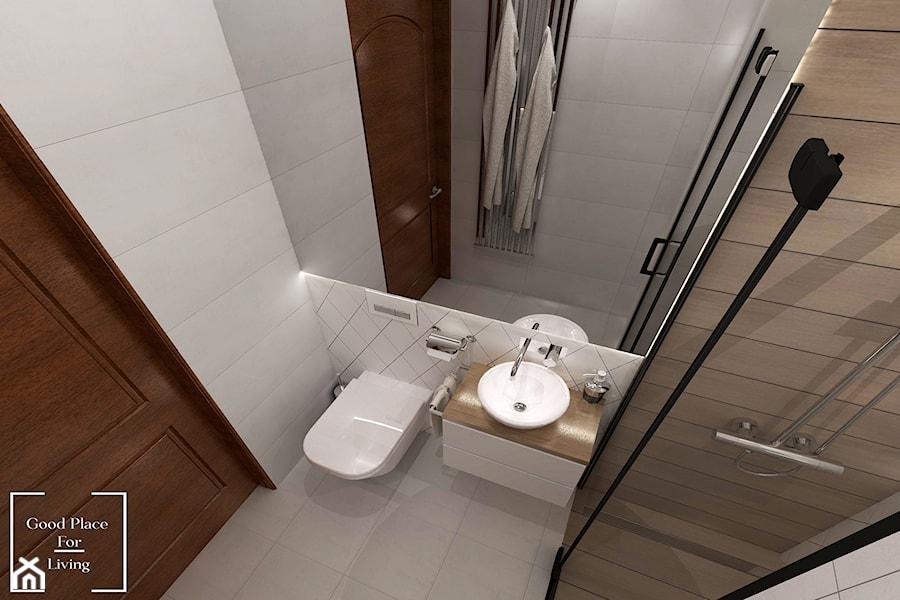 Funkcjonalna łazienka Na 3m2 Mała łazienka W Bloku W Domu