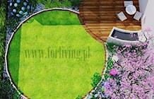 Ogród styl Nowoczesny - zdjęcie od Good Place For Living