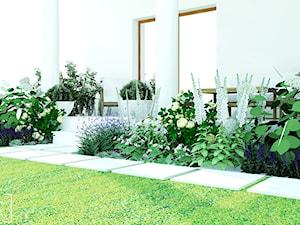 Taras klasyczny, Ujanowice - Ogród, styl nowoczesny - zdjęcie od Good Place For Living