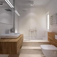 Jak urządzić małą łazienkę? - Homebook.pl, Łazienka, Porady
