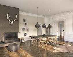 Salon styl Eklektyczny - zdjęcie od Sto