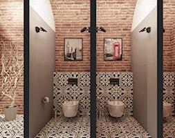 """Projekt wnętrz lokalu """"Little Britain"""" w Krakowie - Wnętrza publiczne, styl eklektyczny - zdjęcie od KJ Architekci - Homebook"""