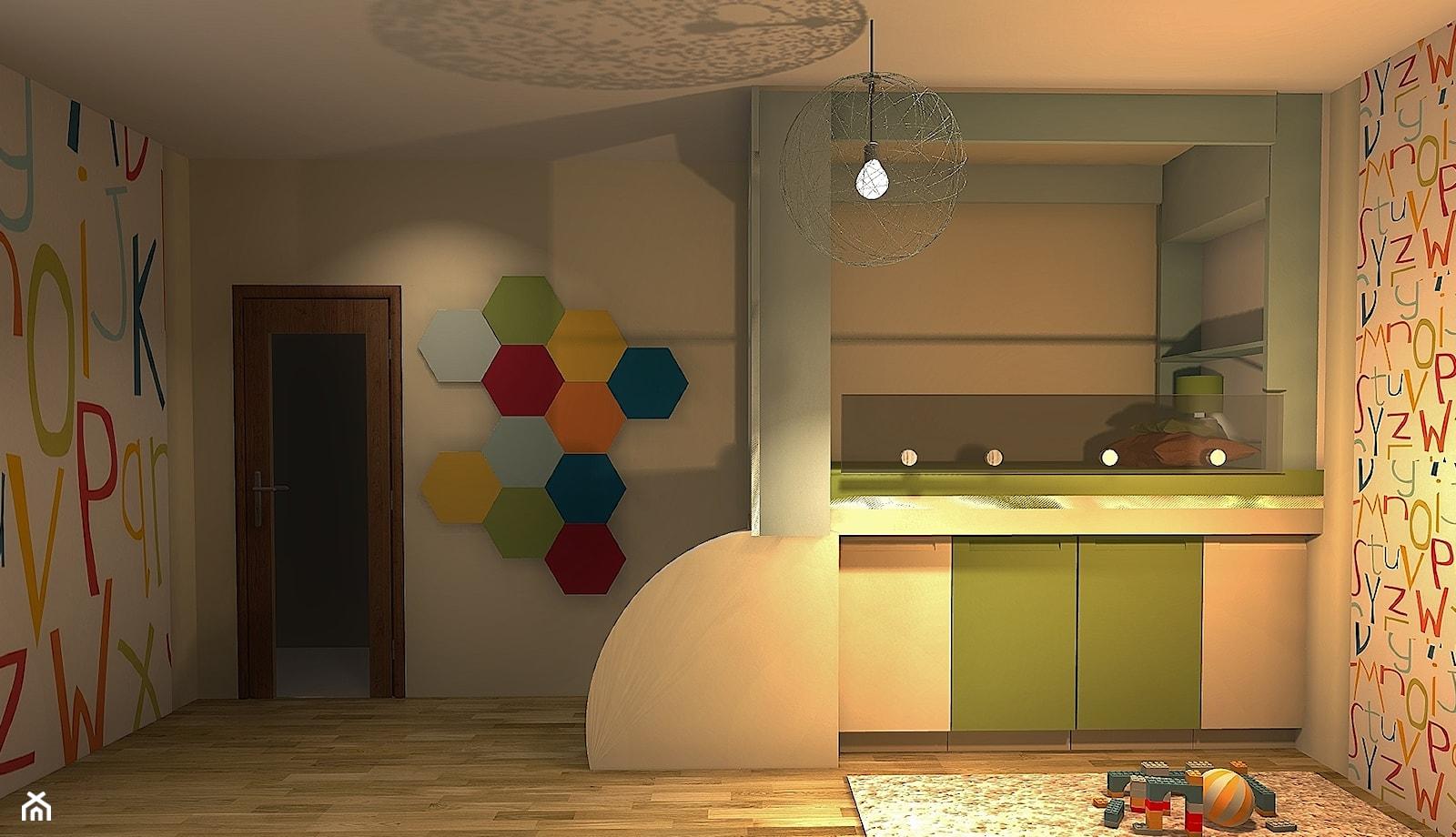 Pokój dziecięcy - Pokój dziecka, styl nowoczesny - zdjęcie od jm-wnetrza - Homebook