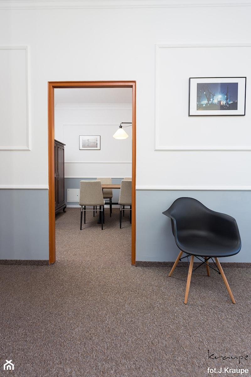 Kancelaria Notarialna Anna Marek - Wnętrza publiczne, styl tradycyjny - zdjęcie od Kraupe Studio