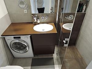 Mieszkanie 2 Katowice - zdjęcie od Projektowanie Wnętrz Agnieszka Noworzyń