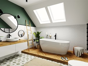 Wanny wolnostojące – gorący trend w urządzaniu łazienek. Jakie są ich zalety?