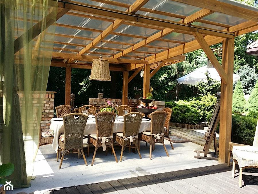 #tajemniczyogród - Średni ogród za domem, styl skandynawski - zdjęcie od Eleonora Kowalewska
