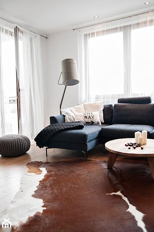 Salon styl Skandynawski - zdjęcie od STUDIOLOKO