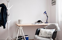 Gabinet styl Skandynawski - zdjęcie od STUDIOLOKO