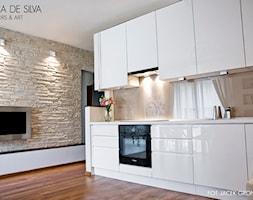 Ażurowe mieszkanie... - zdjęcie od Maja de Silva - INTERIORS & ART