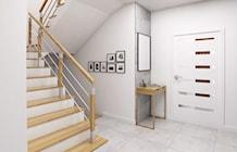 Hol / Przedpokój styl Nowoczesny - zdjęcie od Futurum Architecture
