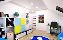 Pokój dziecka styl Nowoczesny - zdjęcie od Futurum Architecture