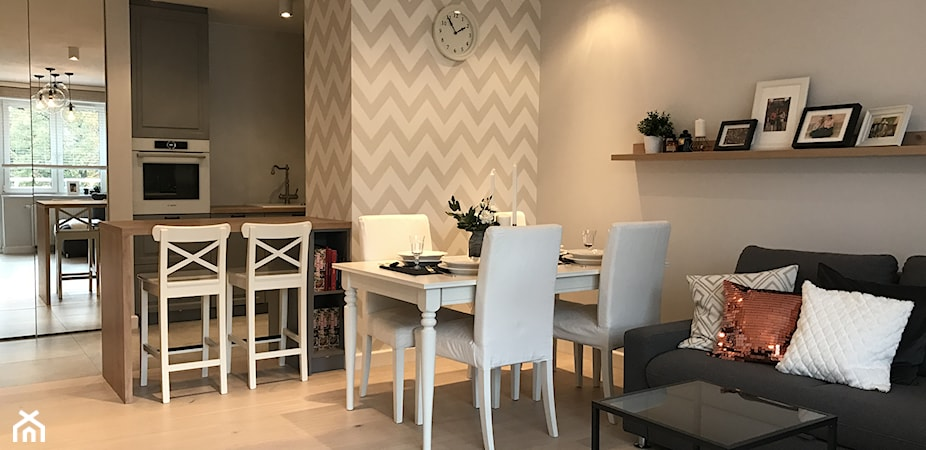Mieszkanie 47 m² na nowo. Zobacz perfekcyjną metamorfozę!