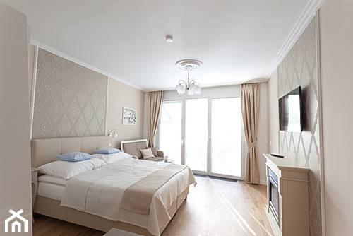 Luksusowy Apartament W Wiedniu Ii Sypialnia Styl