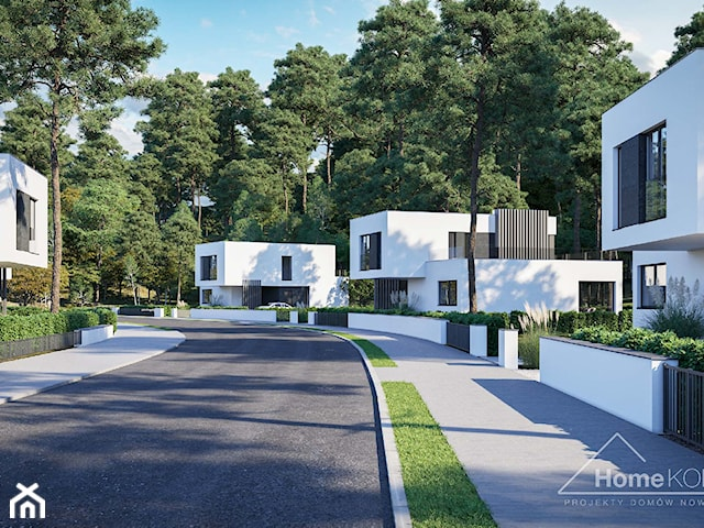 Projekt domu HomeKONCEPT 82