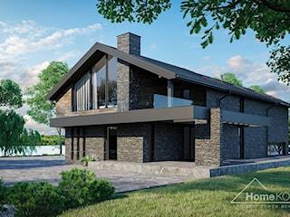 Projekt domu HomeKONCEPT New House 721