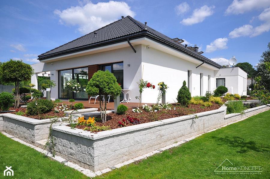 Realizacja homekoncept 26 zdj cie od homekoncept projekty dom w nowoczesnych homebook Home sklep