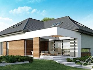 Projekt domu HomeKONCEPT 33