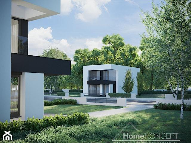 Projekt domu HomeKONCEPT New House 744