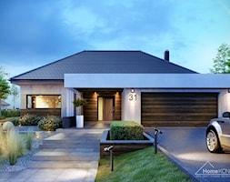 Projekt+domu+parterowego+HomeKoncept+31+-+zdj%C4%99cie+od+HomeKONCEPT+Projekty+Dom%C3%B3w+Nowoczesnych